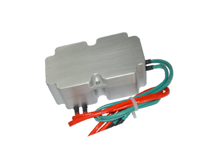 Encapsulated Integrated Inductor