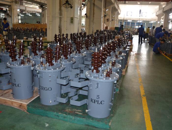 Distribution Transformer Workshop
