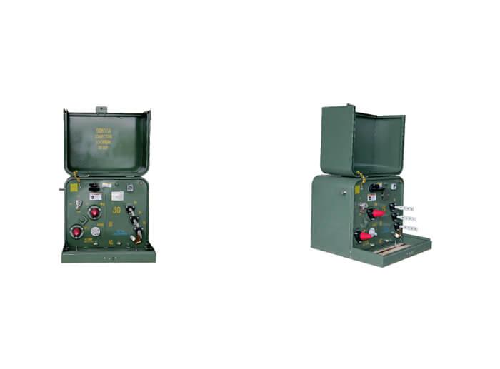 10kv~36kv Class Single-Phase Pad-Mounted Distribution Transformer