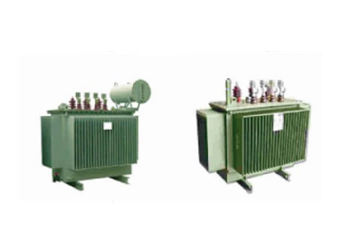 10kv Class S11 Series Three-Phase Oil-Immersed Distribution Transformer