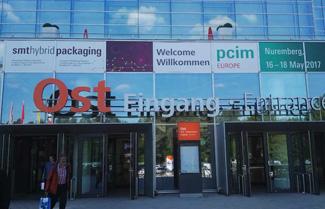 Eaglerise participate in the PCIM Europe again