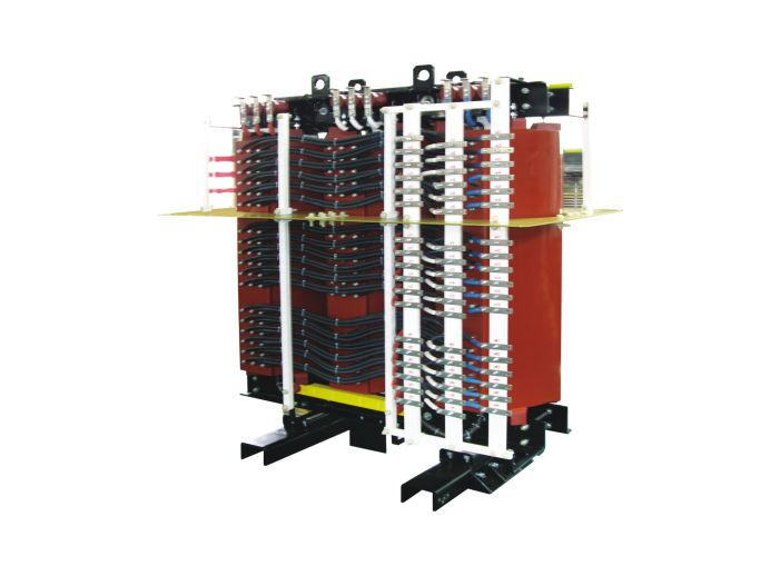 Cast-resin in Phase Shifting Transformer