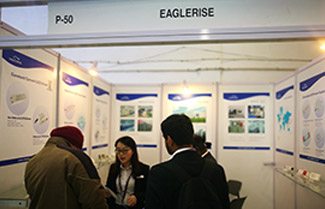 EAGLERISE have take part in LED EXPO DELHI