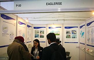 EAGLERISE have take part in LED EXPO DELHI